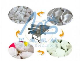 速冻水饺常见的质量问题