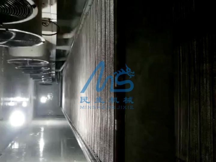 速冻库和速冻隧道的区别